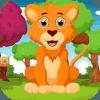 Best Escape Games - 23 Lion Rescue Game