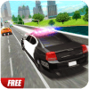 NY Police Car : City Criminal Driving Simulator 3D