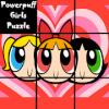 PowerPuff Girls Sliding Puzzle slide Game For Kids