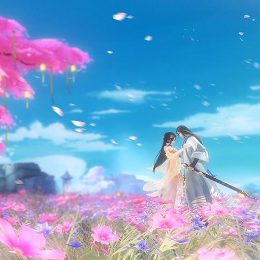忽见清辉映月阑 《花与剑》月下荷灯寄相思