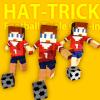 HAT-TRICK Football Triple Goal-in