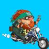 Motor Bike - racing