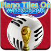 World Cup 2018 on Piano Tiles : Live It Up
