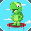 Ninja Jump Turtle Adventure