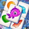 Mahjong Cube Fish