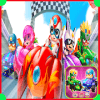 3D Games - Transform Racing Car