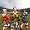 Paintball Girls Arena Shooting 3D