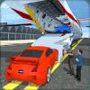Car Transporter Airplane Cargo