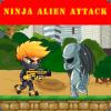 Ninja Alien Attack