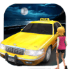 HQ Cruiser Taxi Driving Simulator Games 2018