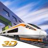 Orange Line Metro Train Simulator