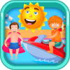Kids Swimming Pool - Summer Game