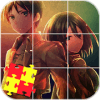 Anime Jigsaw Puzzles Games: Attack Titan Puzzle