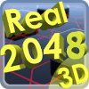 Real 2048 3D