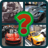 car types game: do quiz to guess type of car