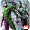 Virtual Superhero Family : Ant Hero Family Action