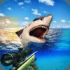 Underwater shark hunter: Angry Shark Hunting
