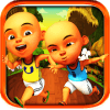 Upin kawan jungle ipin Adventure jeng jeng