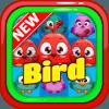 Happy Bird Match 3