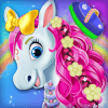 Horse Grooming & Braiding: Makeover Hairstyle Game
