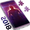 Man on Fire Puzzle Game