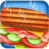 Make Crazy Sandwich - Best Cook Game