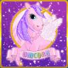 Unicorn Coloring Book: Fun Game for Kids