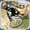 Ultimate MTB Down Hill Bike Rider
