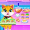 Little Kitty Cookie Sweet Bakery Kitchen