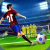Flick Kick Top league 2018 soccer games