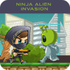 Ninja Alien Invasion