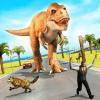 Dinosaur Attack City Hunting Simulator