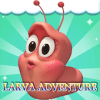 Larva adventure : drive spider