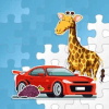 Vehicles and Animals Puzzles For Kids