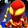 iron Spider Stick Run