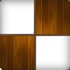 Amorfoda - Bad Bunny - Piano Wooden Tiles