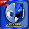 Volt Mini Rangers Force Fight