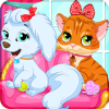 A Day With My Pet - Dogs & Cats Games