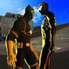 Venom Spider Superhero Vs Black Hero Panther Mafia