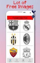 FootballLogoClubColorByNumber-PixelArt手游图片欣赏