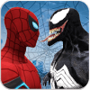 Venom Superhero Spider Web Slinger- Crime City War