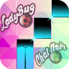 Ladybug & Cat noir Piano Tiles Game
