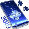 Luxe Diamonds Puzzle Game