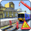 Train Station Virtual Construction Building Games