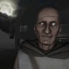 The horror of Grandpa : scary game