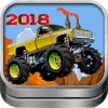 Offroad Hill Climb Monster Truck Drive