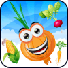 Vegetables Memory Game For Kids