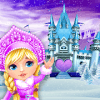 Ice Princess Dream Doll House: Interior Design
