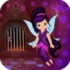Best Escape Games 58 Purple Fairy Escape Game