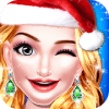 Christmas Holiday Fashion Salon - Makeover Game